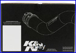 K&N AirCharger FIPK Cold Air Intake System fits 2007-2011 Toyota Tundra 5.7L V8