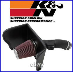 K&N AirCharger FIPK Cold Air Intake System fits 2012-2021 Toyota Tundra 5.7L V8