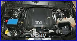 K&N Blackhawk Cold Air Intake System fits 2006-2019 Dodge Charger 5.7L 6.1L V8