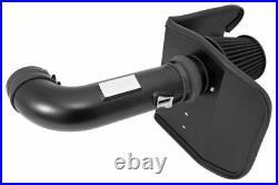 K&N Blackhawk Cold Air Intake System for 2010-2015 Chevy Camaro SS 6.2L V8