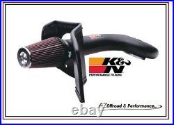 K&N FIPK 57 Series Air Intake System 00-03 Dodge Dakota & Durango 5.2L 5.9L V8