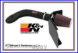 K&N FIPK 57 Series Air Intake System 93-98 Jeep Grand Cherokee 5.2L & 5.9L V8