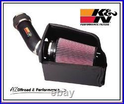 K&N FIPK 57 Series Air Intake System 94-97 Ford F250/350 Powerstroke 7.3L Diesel