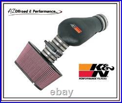 K&N FIPK 57 Series Air Intake System 97-00 Chevy Corvette C5 5.7L V8 LS1