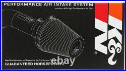 K&N FIPK Cold Air Intake System 2007-08 GMC Sierra 1500 4.8L 5.3L 6.0L 6.2L V8