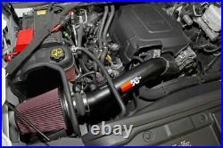 K&N FIPK Cold Air Intake System 2016-2019 Chevy Silverado 2500HD 3500HD 6.0L V8