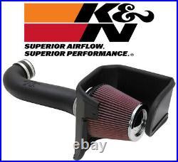 K&N FIPK Cold Air Intake System fits 2005-2015 Chrysler 300C 5.7L / 6.1L SRT8 V8
