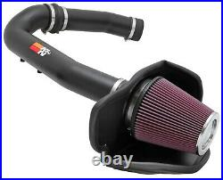 K&N FIPK Cold Air Intake System fits 2011-2015 Jeep Grand Cherokee 3.6L V6