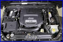 K&N FIPK Cold Air Intake System fits 2012-2018 Jeep Wrangler JK 3.6L V6