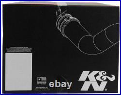 K&N FIPK Cold Air Intake System fits 2019-2020 Chevy Silverado 1500 5.3L 6.2L V8