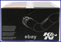 K&N Typhoon Cold Air Intake System fits 2009-2014 Acura TSX 2.4L L4