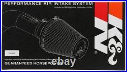 K&N Typhoon Cold Air Intake System fits 2010-2012 Hyundai Genesis Coupe 2.0L L4