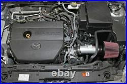 K&N Typhoon Cold Air Intake System fits 2011-2013 Mazda 3 2.0L L4