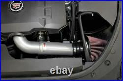 K&N Typhoon Cold Air Intake System fits 2012-2014 Cadillac CTS 3.0L 3.6L V6