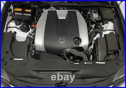 K&N Typhoon Cold Air Intake System fits 2014-2015 Lexus IS250 2.5L V6