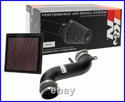 K&N Typhoon Cold Air Intake System fits 2018-2021 Toyota Camry 3.5L V6
