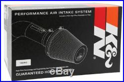 K&N Typhoon FIPK Cold Air Intake System fits 2009-2016 Toyota Camry 2.5L L4