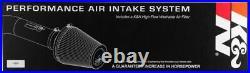 K&N Typhoon FIPK Cold Air Intake System fits 2011-2019 Dodge Charger 3.6L V6