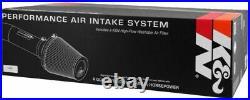 K&N Typhoon FIPK Cold Air Intake System fits 2011-2020 Chrysler 300 3.6L V6