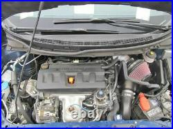 K&N Typhoon FIPK Cold Air Intake System fits 2012-2015 Honda Civic 1.8L L4