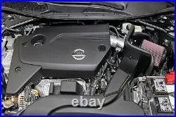 K&N Typhoon FIPK Cold Air Intake System fits 2013-2018 Nissan Altima 2.5L L4
