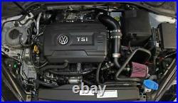 K&N Typhoon FIPK Cold Air Intake System fits 2015-2020 Volkswagen GTI 2.0L L4