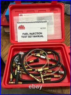 MAC Tools Fuel Injection Master Test Kit 1100MS