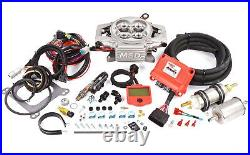 MSD Atomic EFI Fuel Injection System Complete Master Kit with Fuel Pump 2900