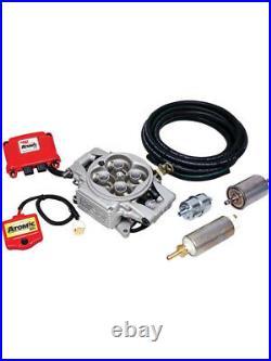 MSD Fuel Injection Atomic EFI Master Kit Throttle Body Fuel Pump Kit (MSD-2900)