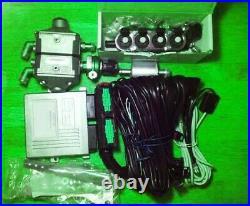 Propane LPG injection System Conversion Kit for bi-fuel 4 cylinder engine