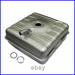 TRQ Fuel Gas Tank with Straps 31 Gallon for GM Truck SUV