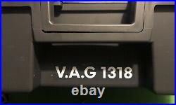 VW Audi Porsche OEM Fuel Injection Pressure Gauge +Adapters Kit VAG1318
